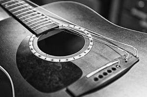 changement de cordes guitare