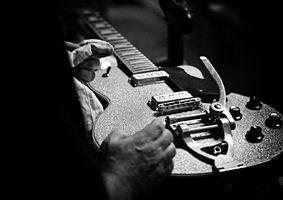 Réglages des guitares